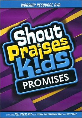 Shout Praise Kids: Promises (Worship Resource DVD)   -
