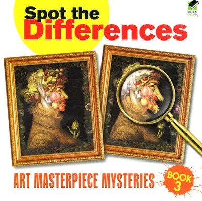 Art Masterpiece Mysteries, Book 3   -