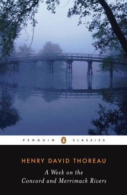 A Week on the Concord and Merrimack Rivers - eBook  -     By: Henry David Thoreau