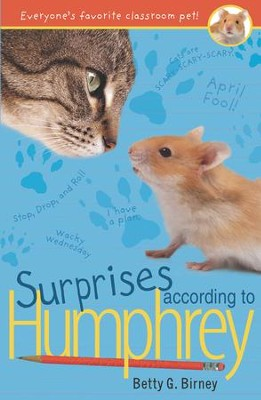 Surprises According to Humphrey - eBook  -     By: Betty G. Birney