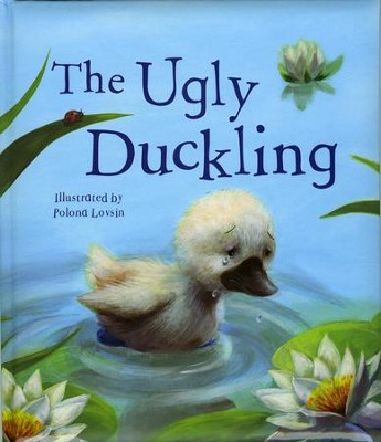 The Ugly Duckling  -     By: Parragon Books     Illustrated By: Polona Lovsin