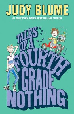Tales of a Fourth Grade Nothing - eBook  -     By: Judy Blume