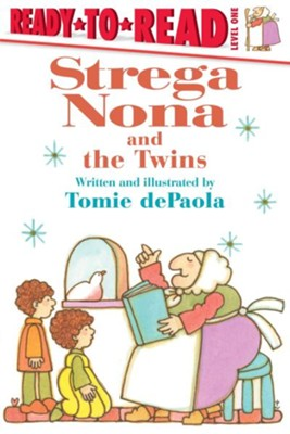 Strega Nona And The Twins  -     By: Tomie Depaola