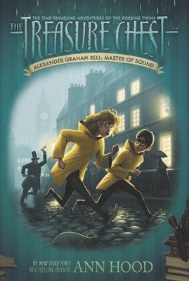 Alexander Graham Bell #7: Master of Sound - eBook  -     By: Ann Hood     Illustrated By: Denis Zilber