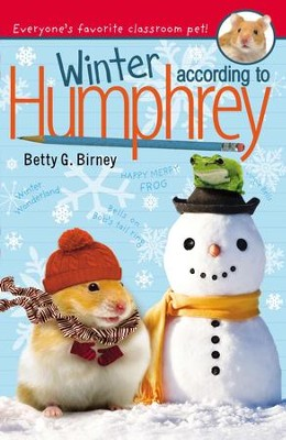 Winter According to Humphrey - eBook  -     By: Betty G. Birney