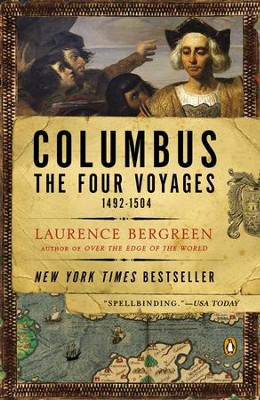 Columbus: The Four Voyages, 1492-1504 - eBook  -     By: Laurence Bergreen