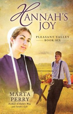 Hannah's Joy - eBook  -     By: Marta Perry
