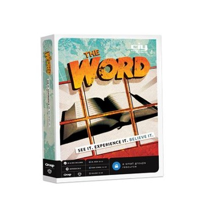The Word: 4-Week DVD Curriculum  -     By: Johnny Scott