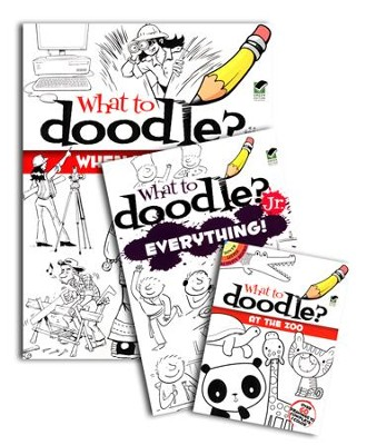 What to Doodle? Kit  -