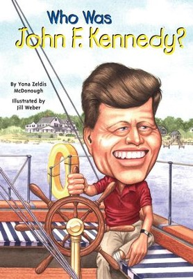 Who Was John F. Kennedy?: Who Was...? - eBook  -     By: McDonough