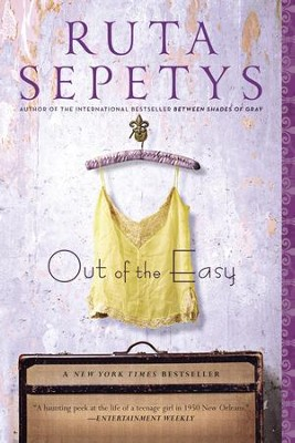 Out of The Easy - eBook  -     By: Ruta Sepetys