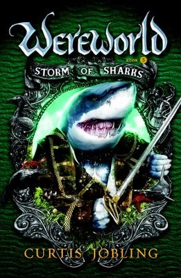 Storm of Sharks - eBook  -     By: Curtis Jobling