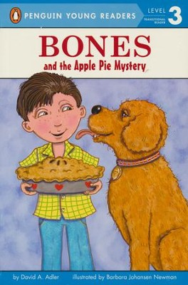 Bones and the Applie Pie Mystery  -     By: David A. Adler