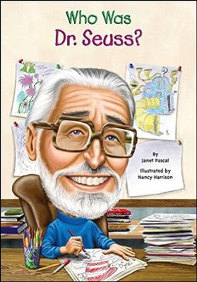 Who Was Dr. Seuss? Unabridged Audio CD   -     By: Janet Pascal
