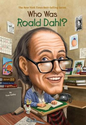 Who Was Roald Dahl? - eBook  -     By: True Kelly