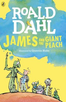 James and the Giant Peach - eBook  -     By: Roald Dahl