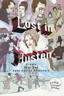 Lost in Austen  -     By: Emma Webster