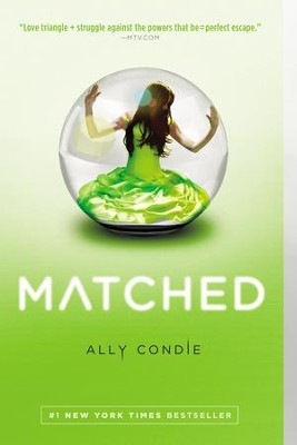 Matched - eBook  -     By: Ally Condie