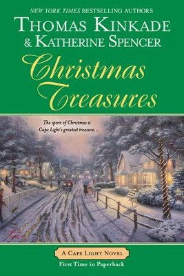 Christmas Treasures #12, eBook   -     By: Thomas Kinkade, Katherine Spencer