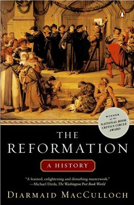 The Reformation - eBook  -     By: Diarmaid MacCulloch