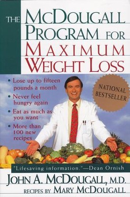 The Mcdougall Program for Maximum Weight Loss - eBook  -     By: John A. McDougall, Mary McDougall