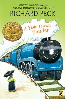 A Year Down Yonder - eBook  -     By: Richard Peck