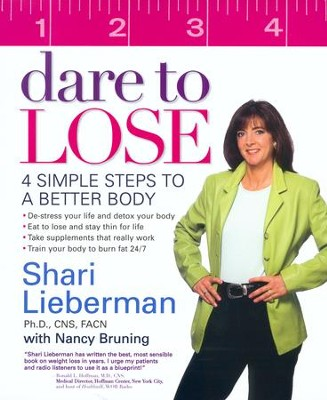 Dare to Lose PA - eBook  -     By: Shari Lieberman, Nancy Bruning