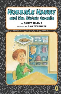 Horrible Harry and the Stolen Cookie - eBook  -     By: Suzy Kline     Illustrated By: Amy Wummer