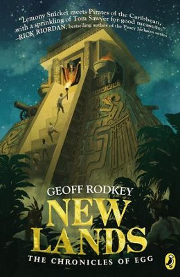 New Lands - eBook  -     By: Geoff Rodkey