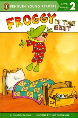 Froggy Is the Best  -     By: Jonathan London, Frank Remkiewicz