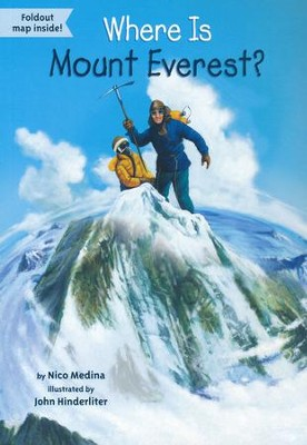 Where is Mount Everest?  -     By: Nico Medina