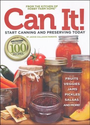 Can It!   -     By: Jackie Callahan Parente