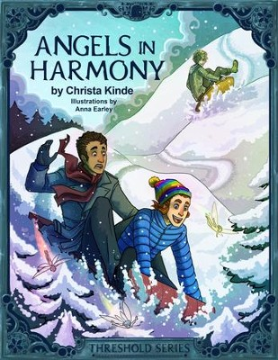 Angels in Harmony - eBook  -     By: Christa Kinde