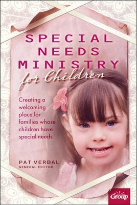 Special Needs Ministry for Children  -