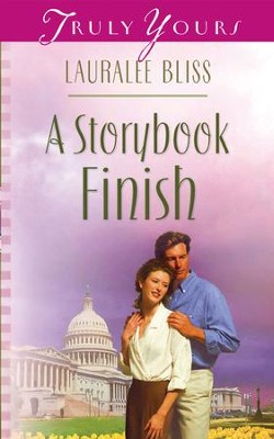 A Storybook Finish - eBook  -     By: Lauralee Bliss