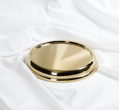 RemembranceWare Brass Stacking Breadplate Base  -