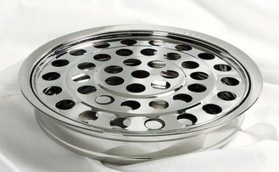 RemembranceWare Silver Tray and Disc  -
