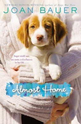 Almost Home - eBook  -     By: Joan Bauer
