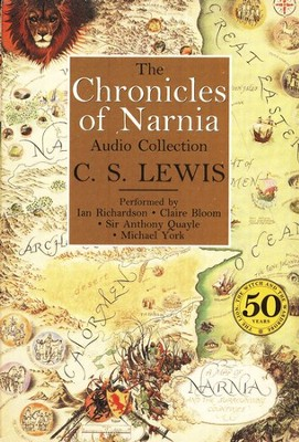 The Chronicles of Narnia Collection--7 Audiocassettes   -     By: C.S. Lewis