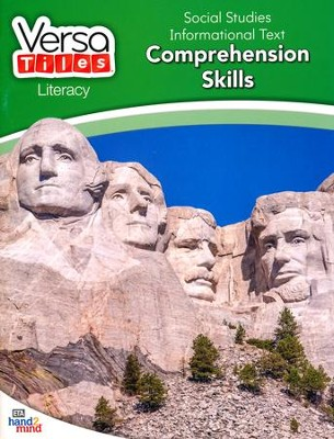 VersaTiles Literacy Book Grade 3: Social Studies Comprehension Skills  -