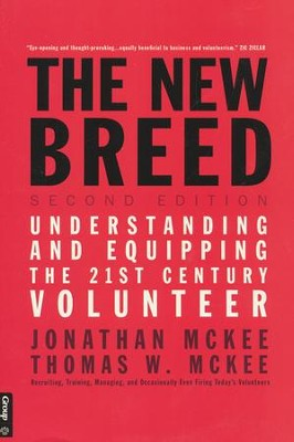 The New Breed, Second Edition  -     By: Jonathan McKee, Thomas W. McKee