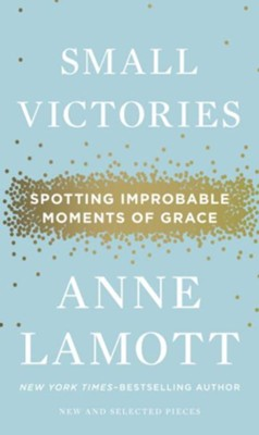 Small Victories: Spotting Improbable Moments of Grace  -     By: Anne Lamott