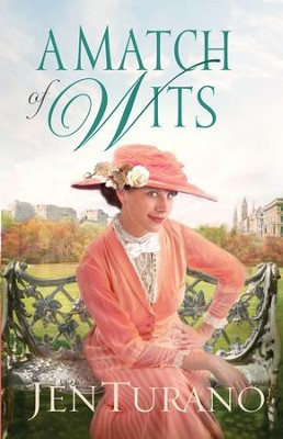 A Match of Wits -eBook                                    -     By: Jen Turano