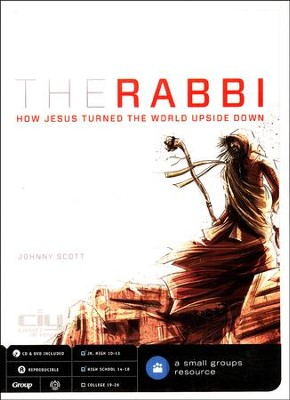 The Rabbi: Where Heaven & Earth Collide   -     By: Johnny Scott