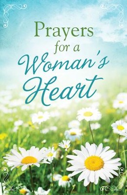 Prayers for a Woman's Heart - eBook  -