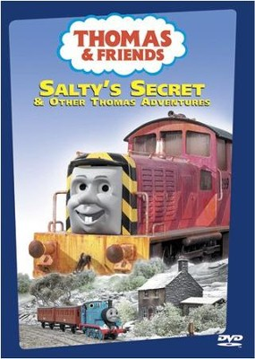 Thomas & Friends: Salty's Secret, DVD   -