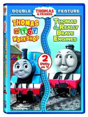 Thomas & Friends: Thomas and the Toy Workshop/ Thomas and the Really Brave Engine  -