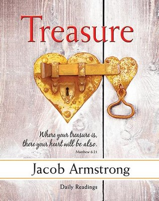 Treasure - eBook  -     By: Jacob Armstrong