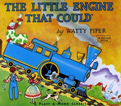 The Little Engine That Could Board Book Edition  -     By: Watty Piper     Illustrated By: George Hauman, Doris Hauman