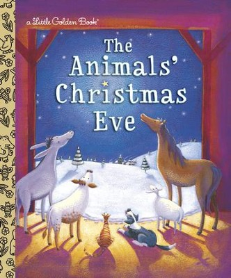 The Animals' Christmas Eve - eBook  -     By: Gale Wiersum